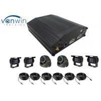 Best 8 Channel HDD 4G GPS WIFI  Basic MDVR AHD H.264 video mobile DVR for Bus with Mouse Operation wholesale