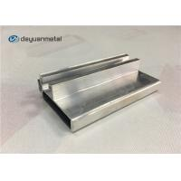 China 6063-T5 Industrial Aluminium Extrusion Profile For Anodizing / Powder Coating on sale