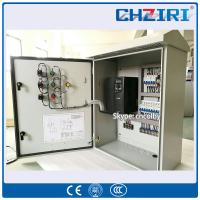China Customized 15KW one-drive-four motors VFD speed control cabinet variable frequency inverter on sale