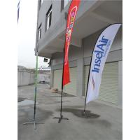Best Advertising Custom Feather Flag Banner wholesale