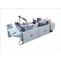 Best 380V Automatic Bag Making Machine For Non Woven Bags / Solid Bag 120 Pcs/Min wholesale