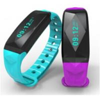 Quality Bracelet, LCD display with touch, Pedometer, embedded Battery, Bluetooth low energy etc. wholesale