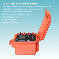 Best Impeccable Anti-interference Geophysical Resistivty Meter wholesale