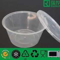 China Disposable Microwave Plastic Food Container with Lid on sale