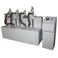 Flexural Endurance Material Testing Equipment  With Bending Angle Of  50°