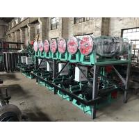 Best High Quality double twist standard Galvanized Barbed Wire Machine wholesale