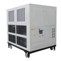 Best Industrial Air Cooled Chiller Unit for Mould Cooling 3N - 380V 50HZ Power wholesale