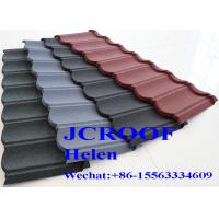 Best House Coated Metal Roofing Sheets Al-Zn Sheet Terracotta 0.4 Corrugated wholesale