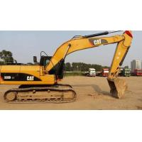 Buy cheap Used excavator CAT 320 used excavator 21 ton & 1.2m3bucket Caterpillar 320D from wholesalers