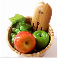 Best Natural Home Decor Bamboo Salad Hands Set wholesale