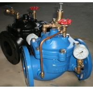 Best Self Acting Pressure Control Pressure Sustaining Valve For Reducing The Pipeline Pressure wholesale