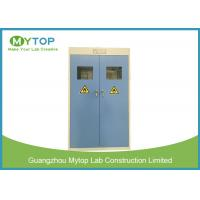 Best Steel Chemical Laboratory Storage Cabinet / Double Gas Cylinder Safety Cabinets wholesale