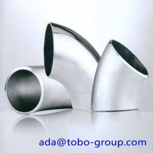 Best A403 WP316 Stainless Steel Elbows SCH10 - SCH160 XXS 45 90 180 Degree wholesale