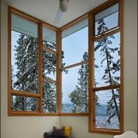 Best White/Grey/Grown/Black/Wooden Color Fixed Aluminum Window wholesale