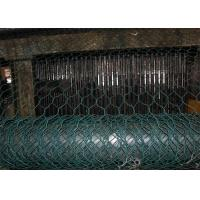 Cheap Foldable Reno Gabion Wire Mesh Green Color PVC Coated Wire Mesh Mattress for sale