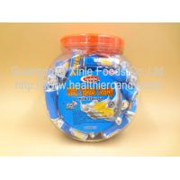 Best Low Calorie Energy Roll Milk Candy Sugar Tablet Compressed Jar Packed wholesale