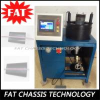 Cheap Air Shock Absorber Hydraulic Hose Crimping Machine 380V 4KW Power 100T Crimping for sale