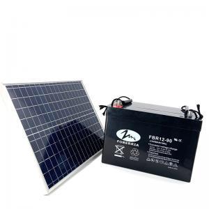 Best 79Ah 10HR 5.25V Solar Lead Acid Battery 12v 90ah Deep Cycle Battery wholesale
