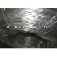 Best Bird Cage Hot Dipped Galvanized Wire BWG 22 8kg / Roll Galvanised Iron Wire wholesale