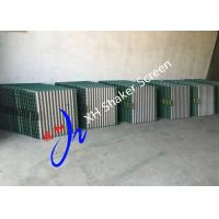 Best Stainless Steel Vibrating Screen Wire Mesh 710*626 MM 626 Series For Drilling wholesale