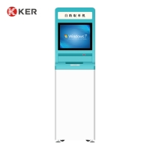 Best Self Printing KER 19 Inch Hospital Self Service Kiosk wholesale