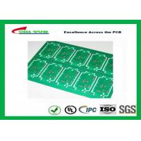 Best RoHS Single Layer Custom Printed Circuit Board  FR4 Lead Free HASL IPC Standard wholesale