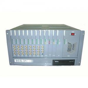Best 1E1 GSM Channel Bank SCG-31 (1PRI); SCG-31P (2PRI) support SMS wholesale