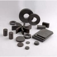 Buy cheap Good quality attractive price ferrite ring speaker magnet from wholesalers