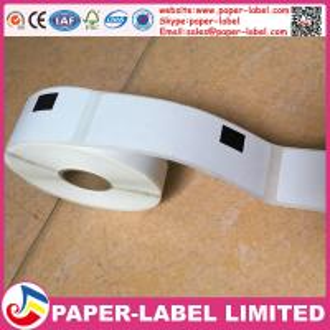 Best Roll Paper Labels DK-11204 Adhesive Sticker Label DK11204 Compatible for QL Seies Label Printers wholesale