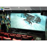 Best 4D Home Theater Cinema System Theater Chairs With Software Hardware wholesale