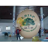 Best Air Brush UV Printed Wall Nut Fruit Shaped Balloons For Helium / Event Show 5m High wholesale