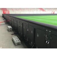 Best High Refresh Rate Stadium Led Display Slim Cabinet P6 Front 1920 For Outdoor Sport Perimeter wholesale