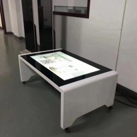 Best capacitive waterproof touch table  Interactive Touch Screen Activity Table wholesale