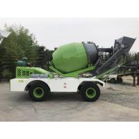 Best 1.0 M3 Concrete Construction Equipment With Yuchai Engine And 5.2 Tons Weight wholesale