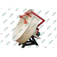 Cheap Organic Fertilizer Granulation Equipment Disk Pelletizer For Biomass Waste wholesale