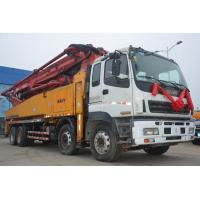 Best 8*4 SY5385THB 52m Concrete Boom Truck Euro 3 Emission Standard Type wholesale