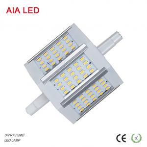 Best Interior 5050 SMD LED R7S 5W LED BULB/ LED lamp for led flood lighting wholesale