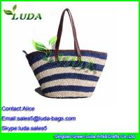 China travel bags designer bags hand bags online corn husk straw bags on sale