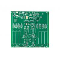 Best 2 Layer Pcb Thickness 1.6 Mm FR-4 NANYA Telecommunications Display wholesale
