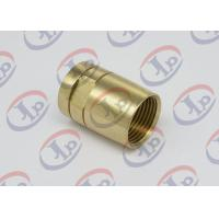 Best Brass Female Union Nipple High Precision Machining Parts With Pickling Surface wholesale