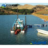 Cheap Customized Small 8 Inch Cutter Suction River Dredging Equipment for sale