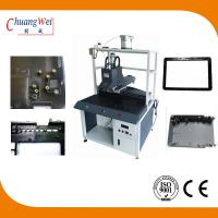 Quality Three Axis Stepper Screw Tightener Machine With 1400 - 2000 PCS Nuts / Hour wholesale