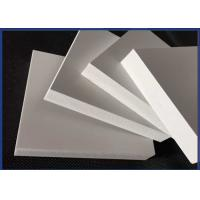 Best 4 x 8 Ft Waterproof High Density PVC Foam Sheet Lightweight Silk Screen Printing wholesale