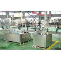 Oil / Honey / Shampoo Liquid Bottling Machine Fully Automatic With Multi Heads