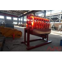 Cheap Hot sales drilling fluid desilter separator used in well drilling solids control for sale