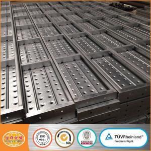 Best Cuplock Scaffolding Steel Plank/Platform/Metal deck/Board wholesale