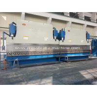 Best 800 Ton Cylinders Shear Press Brake Electro Hydraulic Synchronous wholesale