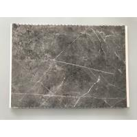 Cheap High Impact Resistant Pvc Garage Wall Panels For Indoor Decoration Marble Color for sale