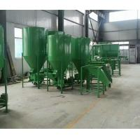 China Vertical Type Poultry Farm Equipment / Livestock Feed Mill Equipment on sale