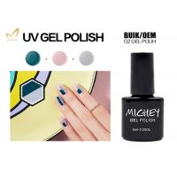 Best Easy Peal Off UV LED Gel Nail Polish For Private Label Strong Adhensive wholesale